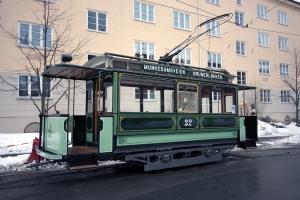 Unionvogn 32 fra 1899
