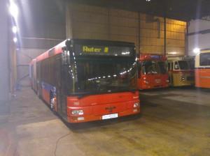 Unibuss nr. 732