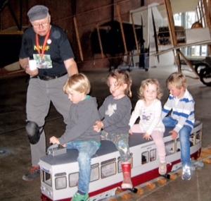 EB1013 kjøremodell for barn